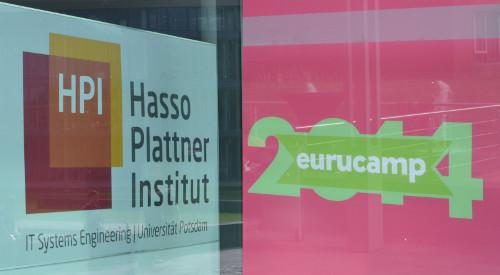 eurucamp 2014 logo