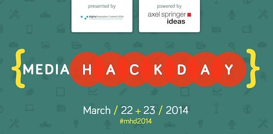 Media Hack Day 2014