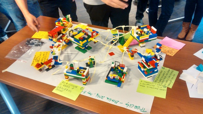Building a city in the trees with Scrum